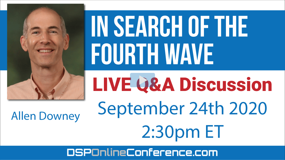 Live Q&A Discussion - In Search of the Fourth Wave