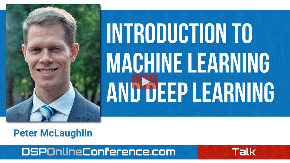 Introduction to Machine Learning and Deep Learning