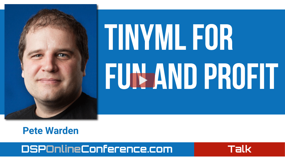 TinyML for Fun and Profit
