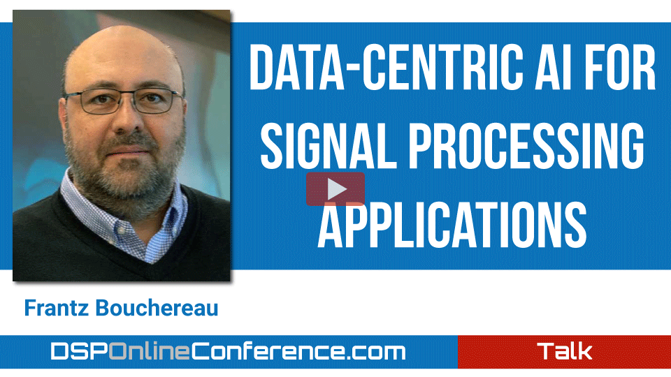 Data-Centric AI for Signal Processing Applications