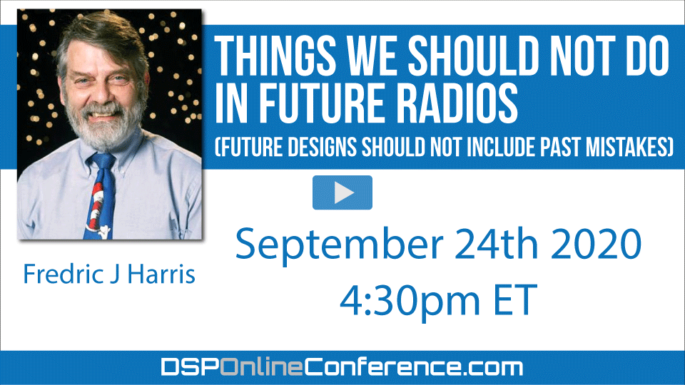 Things We Should Not Do In Future Radios, (Future Designs Should Not Include Past Mistakes)