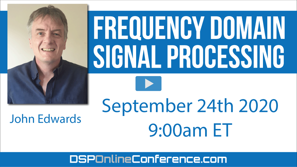 Frequency Domain Signal Processing