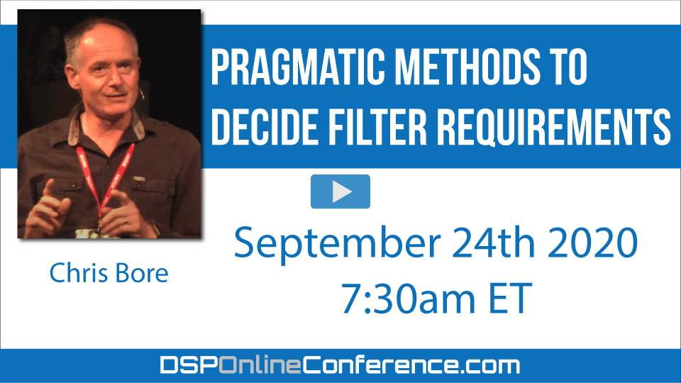 Pragmatic Methods to Decide Filter Requirements