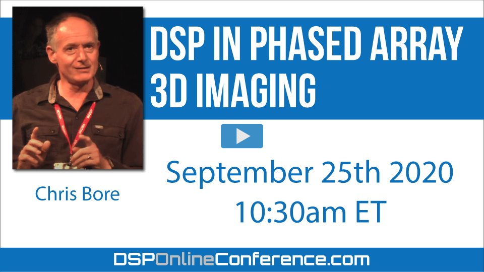 DSP in Phased Array 3D Imaging