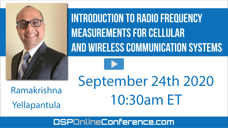 Introduction to Radio Frequency measurements for Cellular and Wireless Communication Systems