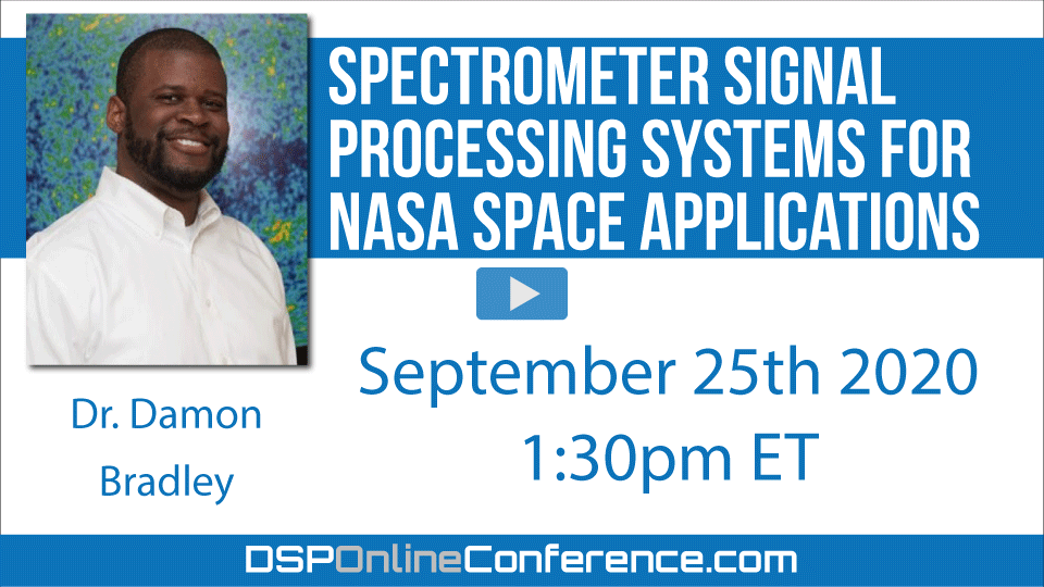 Spectrometer Signal Processing Systems for NASA Space Applications