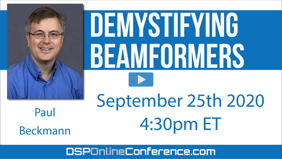 Demystifying Beamformers