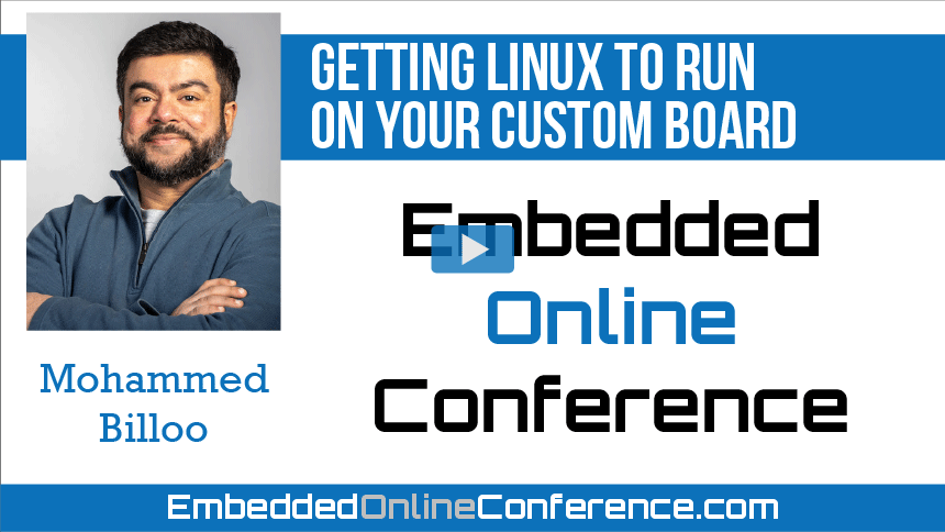 Getting Linux To Run On Your Custom Board