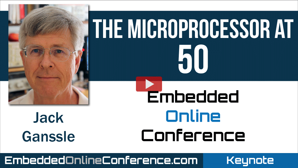 The Microprocessor at 50