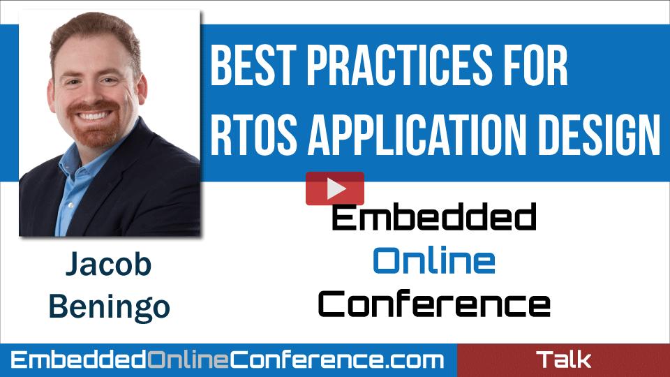 Best Practices for RTOS Application Design