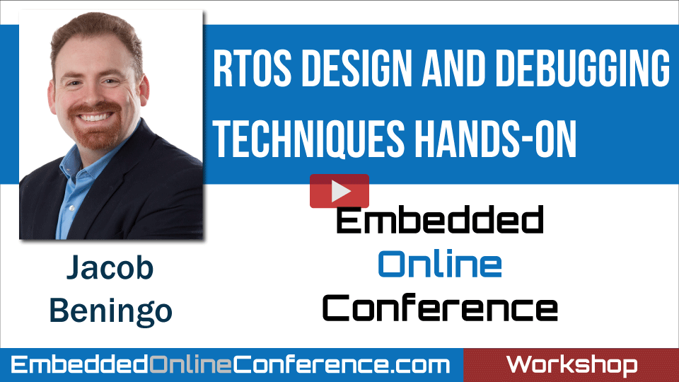 RTOS Design and Debugging Techniques Hands-on