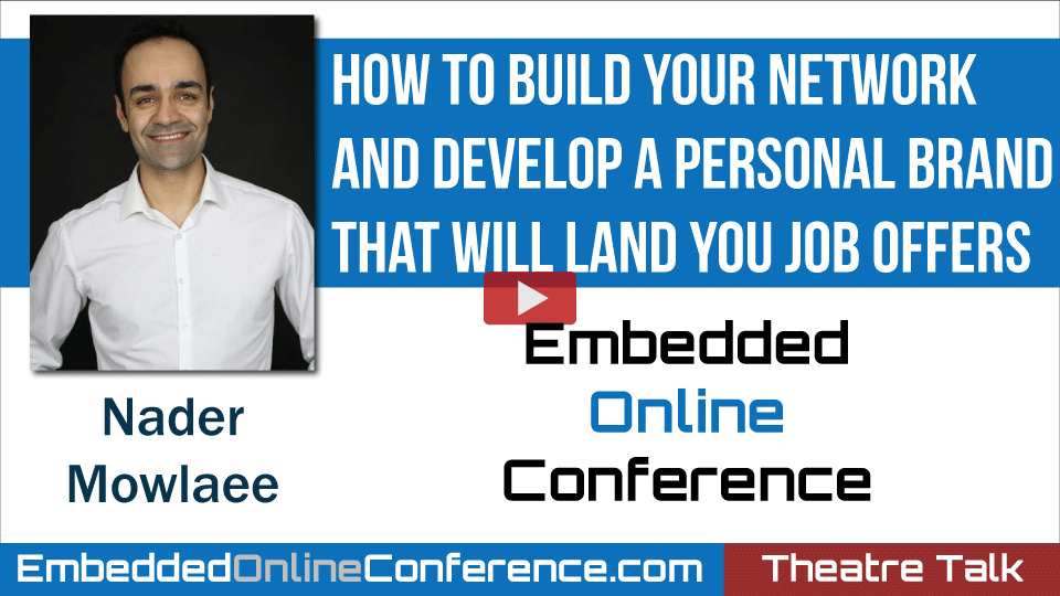 How To Build Your Network And Develop A Personal Brand That Will Land You Job Offers