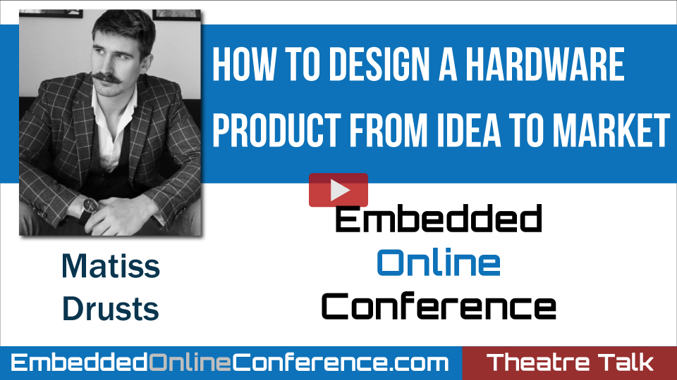How to Design a Hardware Product from Idea to Market