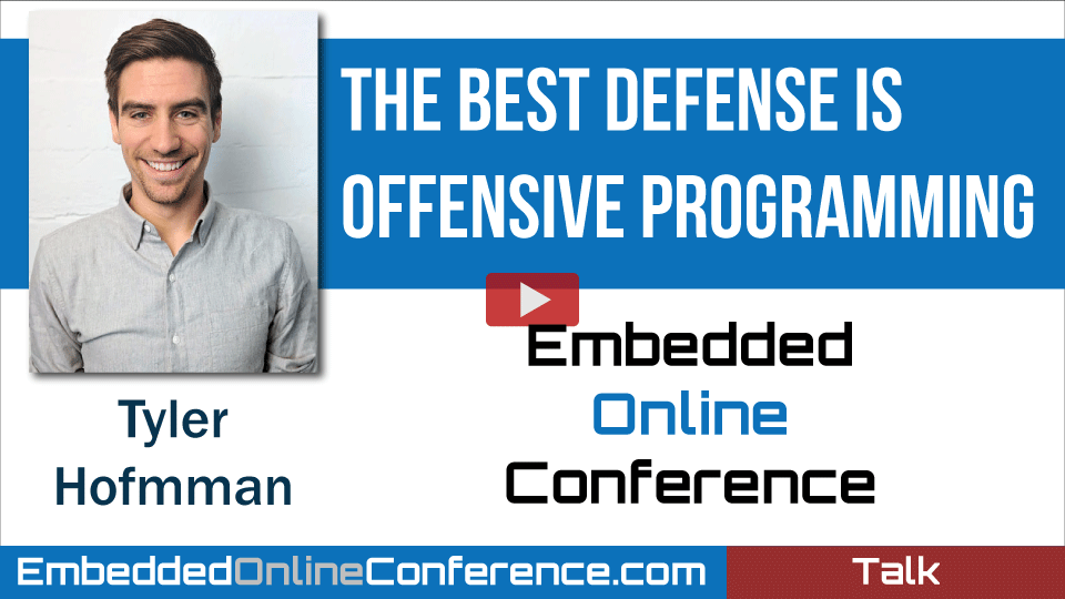 The Best Defense is Offensive Programming