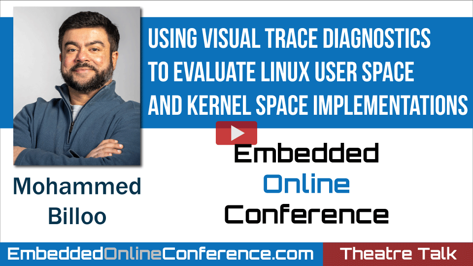 Using Visual Trace Diagnostics to Evaluate Linux User space and Kernel space Implementations