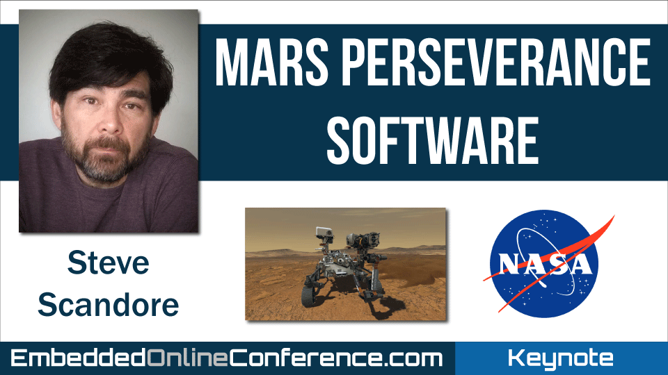 Mars Perseverance Software