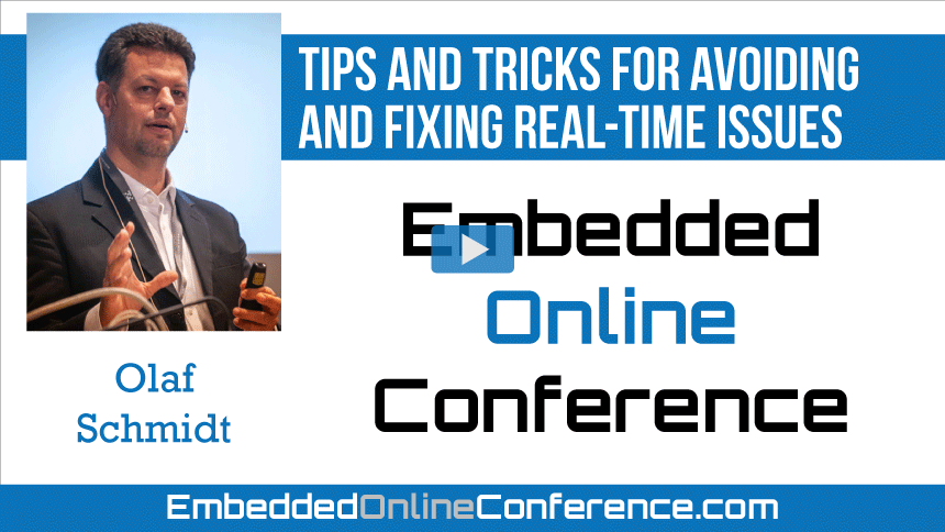 Tips and Tricks for Avoiding and Fixing Real-Time Issues