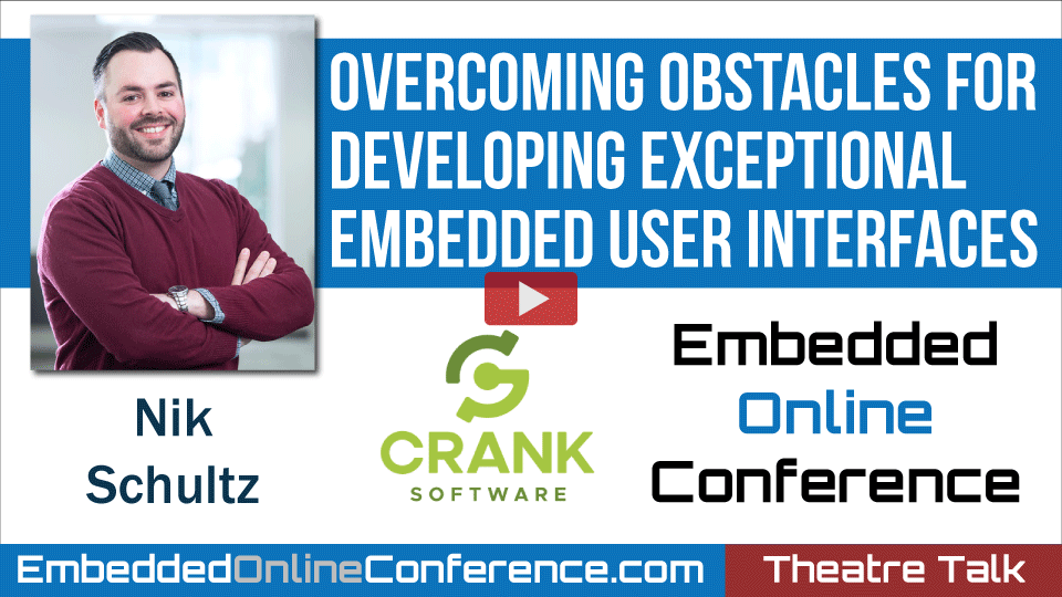 Overcoming Obstacles for Developing Exceptional Embedded User Interfaces