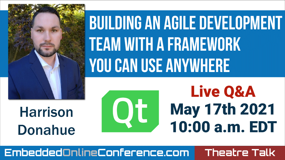Live Q&A - Building an Agile Development Team with a Framework you can use Anywhere