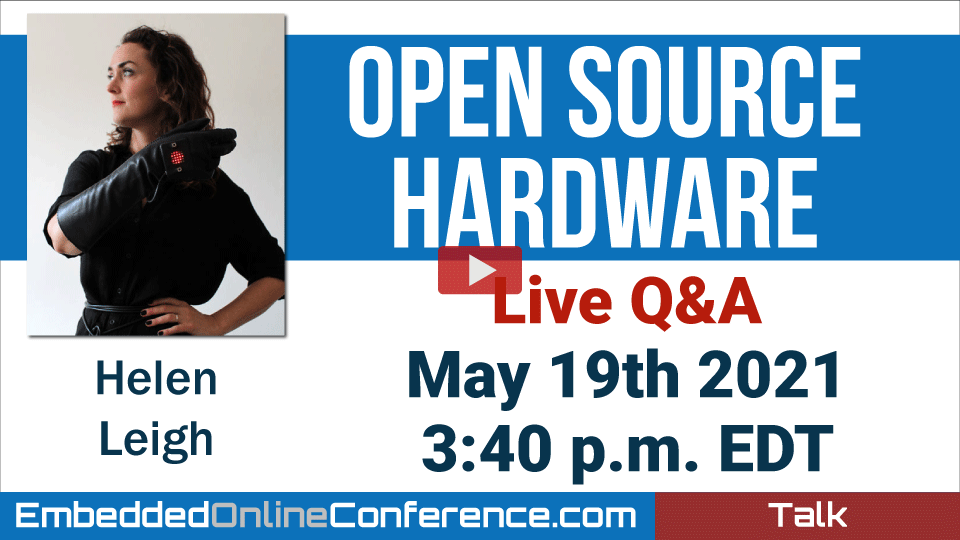 Live Q&A - Open Source Hardware