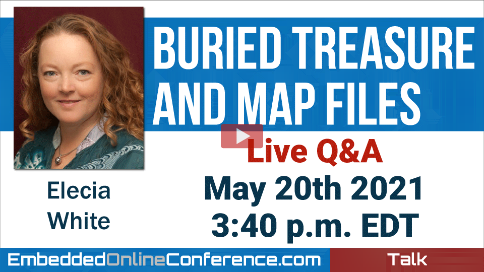 Live Q&A - Buried Treasure and Map Files