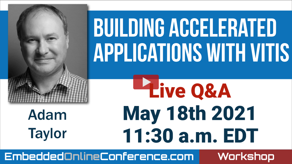 Live Q&A - Building Accelerated Applications with Vitis