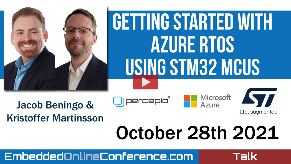 Getting Started with Azure RTOS Using STM32 MCUs