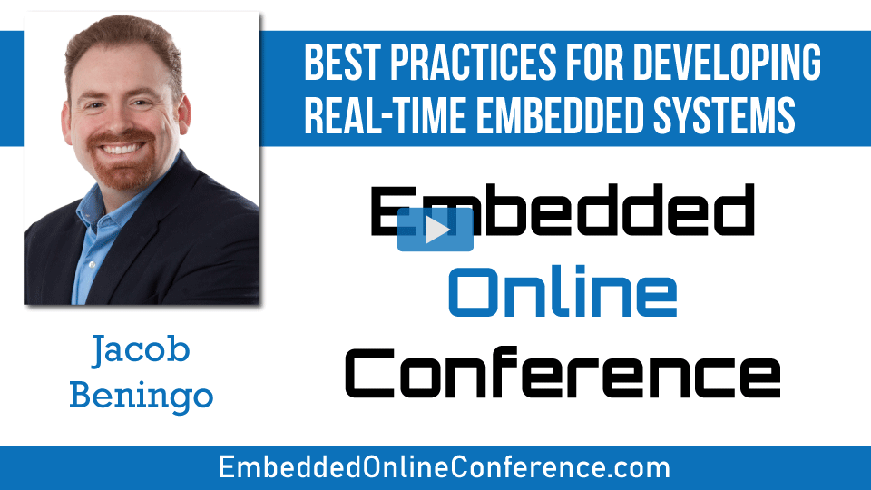 Best Practices for Developing Real-time Embedded Systems