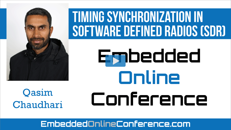 Timing Synchronization in Software Defined Radios (SDR)