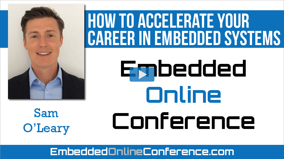 How to Accelerate your Career in Embedded Systems