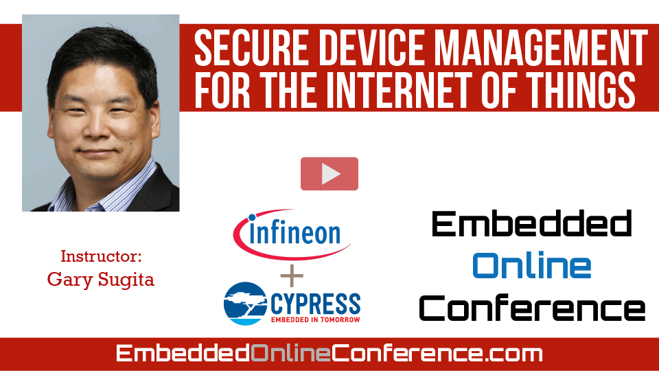 Secure Device Management for the Internet of Things