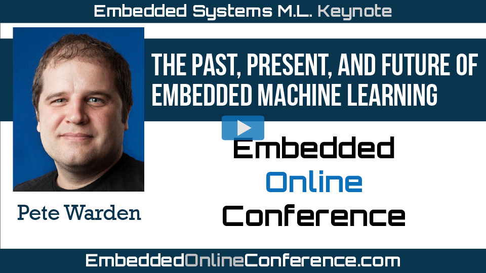 The Past, Present, and Future of Embedded Machine Learning