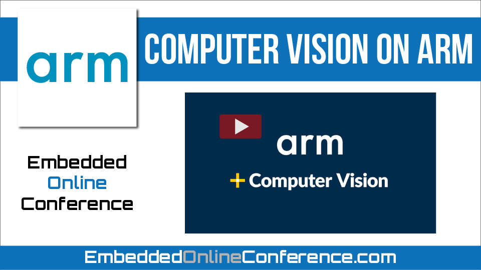 Computer Vision on Arm