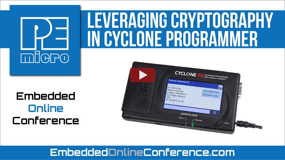 Leveraging Cryptography in Cyclone Programmer