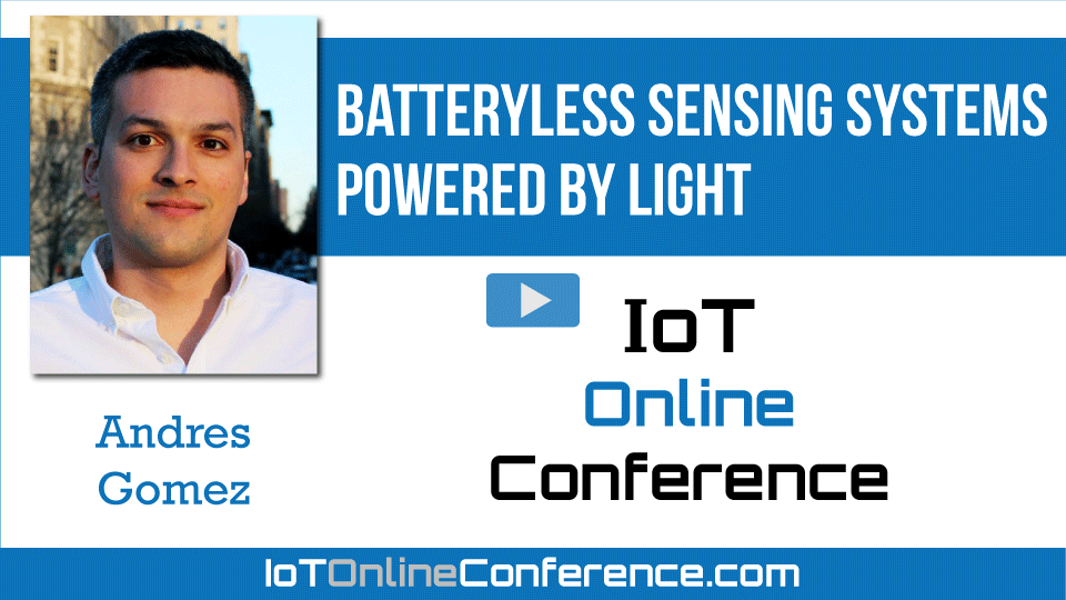 Batteryless Sensing Systems Powered by Light