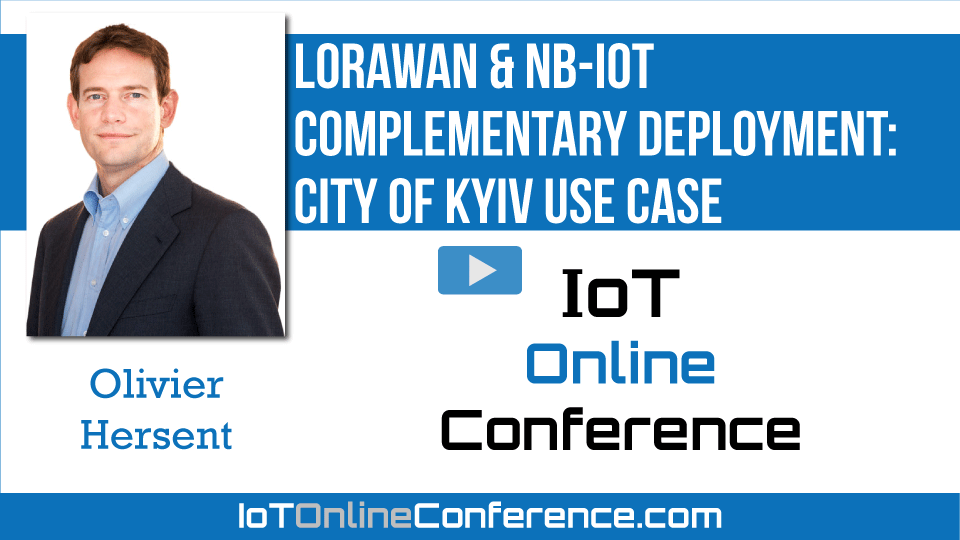 LoRaWAN & NB-IoT Complementary Deployment: City of Kyiv Use Case