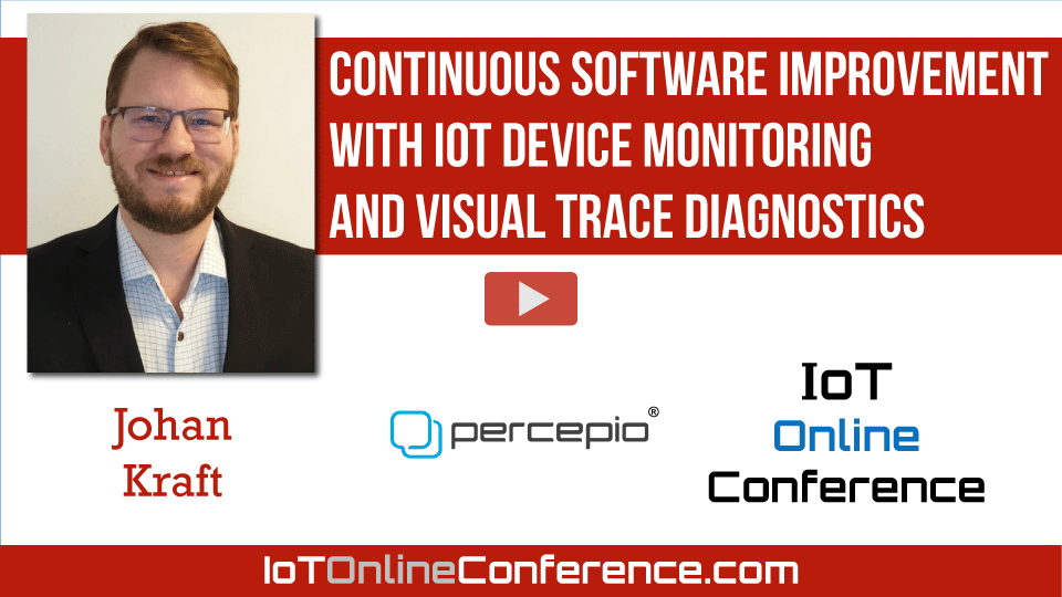 Continuous Software Improvement with IoT Device Monitoring and Visual Trace Diagnostics