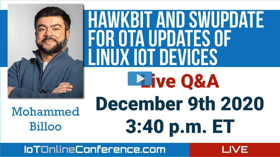 Live Q&A - Hawkbit and SWUpdate for OTA Updates of Linux IoT Devices