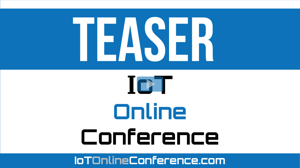 2020 IoT Online Conference Trailer