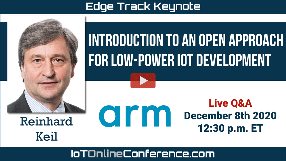 Live Q&A - Introduction to an Open Approach for Low-Power IoT Development